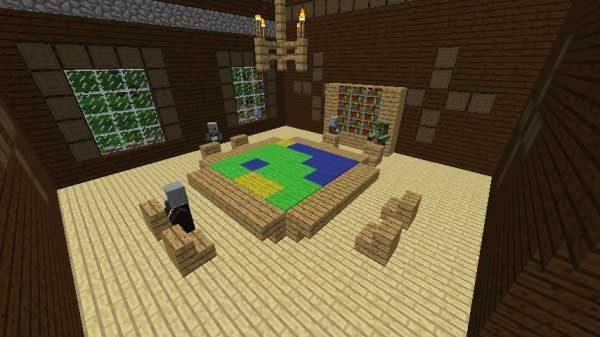 地図の部屋