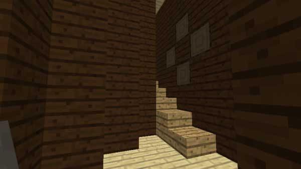 階段の部屋