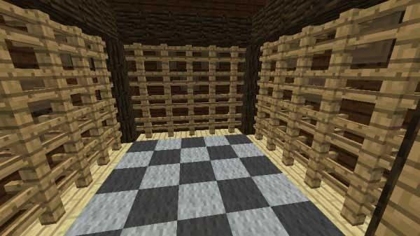 カーペットの部屋