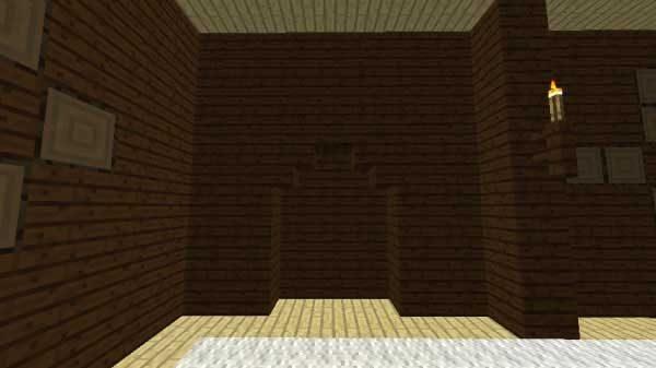 隠し部屋の入り口