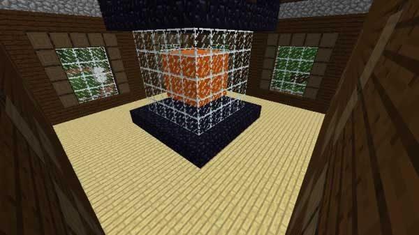 溶岩の部屋
