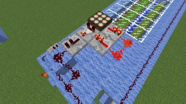 全自動サトウキビ収穫機の回路