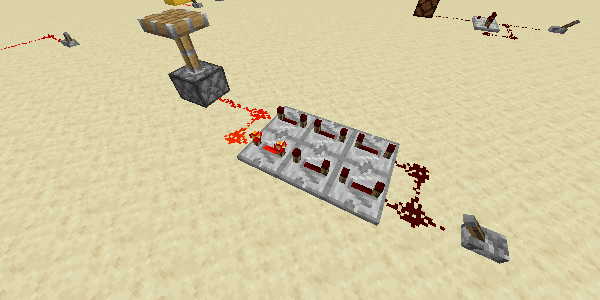 リピーター型クロック回路