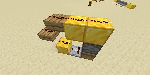 養蜂箱を検知するコンパレーター