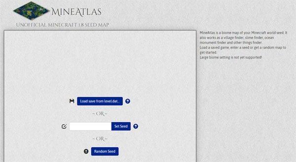 MINEATLASトップページ