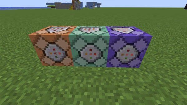コマンドブロックの3つのモード