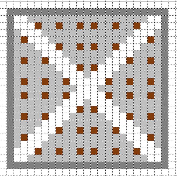 トラップタワー湧き層の設計図