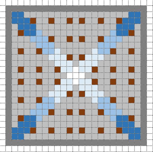 水路の設計図