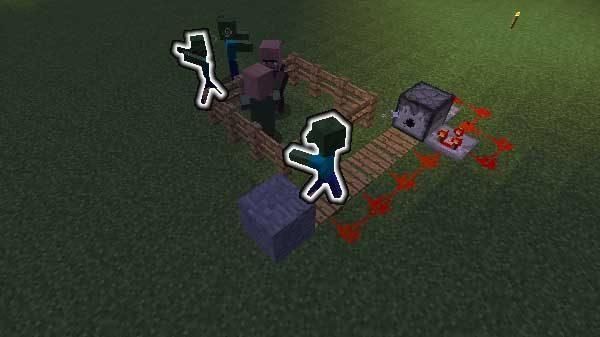 ゾンビ自動攻撃装置