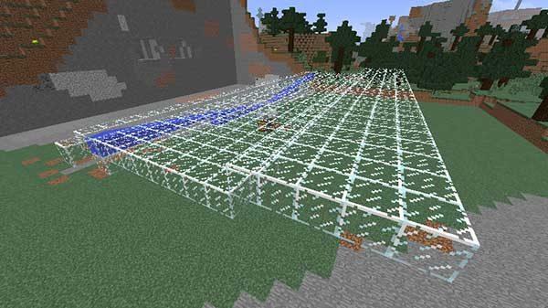 一段高い位置の床用ブロック