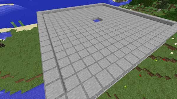 湧き層2層目の枠