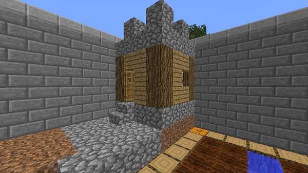 見張り小屋