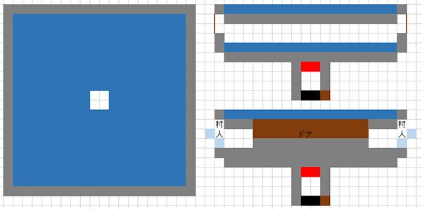 アイアンゴーレムトラップの設計図