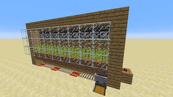 サトウキビ自動収穫装置