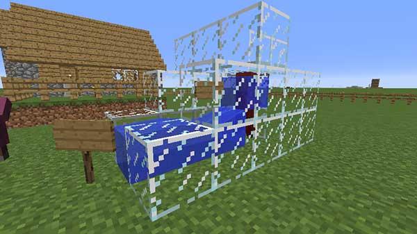 村人の水没装置