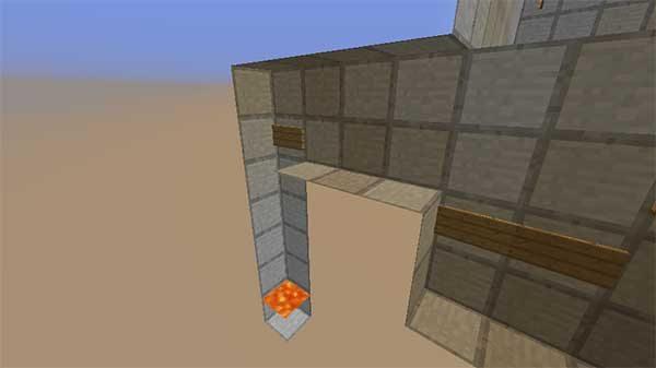 処理用の溶岩