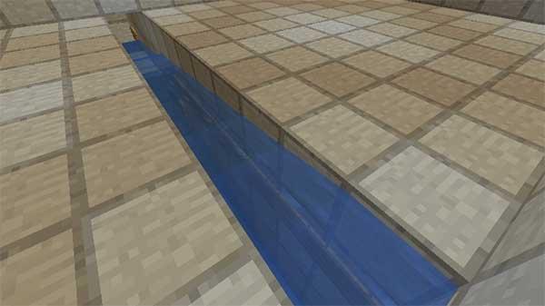 上段の水路