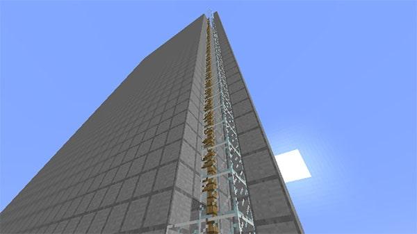 エレベーターの枠