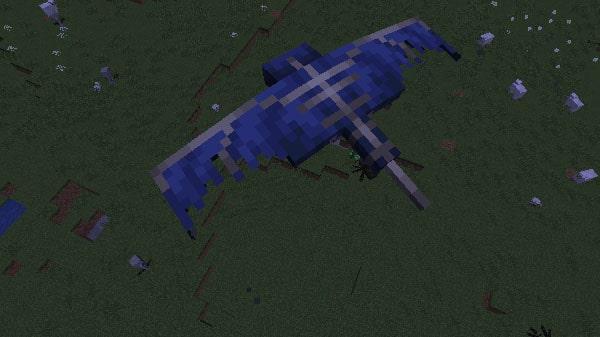 空を飛ぶファントム