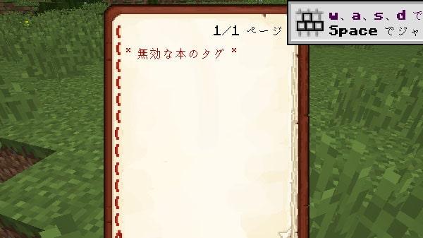 1.13.1で開いた著書