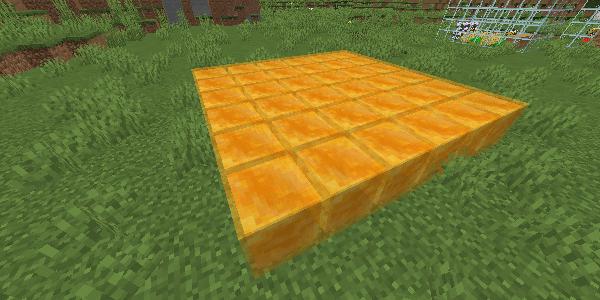 ハチミツブロック