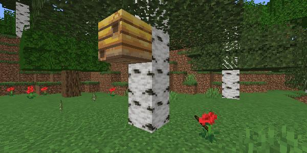 生成されたハチの巣
