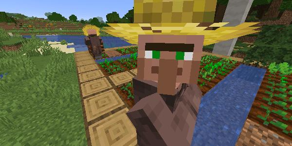 農民の村人