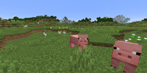 動物Mob